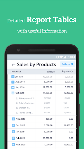 Simple Invoice Manager - Invoice Estimate Receipt apktram screenshots 8