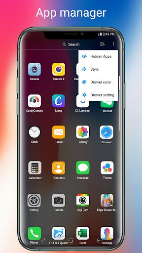 OS13 Launcher, Control Center, i OS13 Theme  Screenshots 5