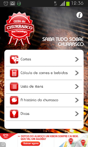 Guia do Churrasco For PC Windows (7, 8, 10, 10X) & Mac Computer Image Number- 6