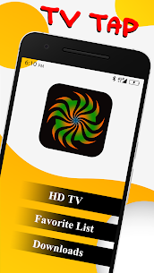 TV TAP APK- FREE DOWNLOAD FOR ANDROID 4