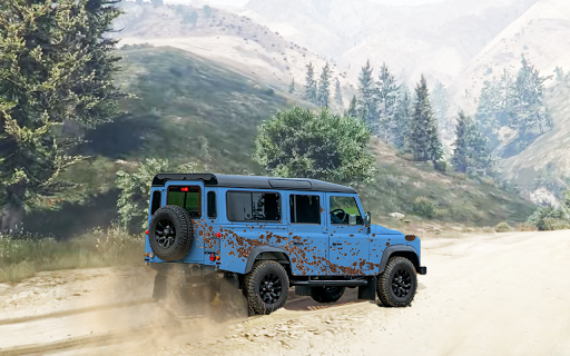 Offroad car driving:4x4 off-road rally legend game  screenshots 10