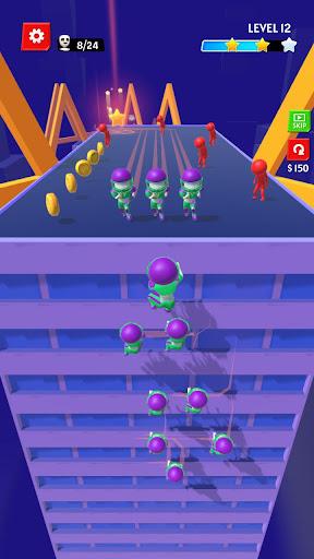 Run Race 3d : Fun Race - Short Cut Running Games  screenshots 5
