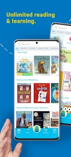 Epic: Kids' Books & Educational Reading Library Screenshot