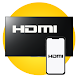 HDMI Connector Phone and TV