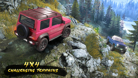offroad game : jeep driving games screenshots 12