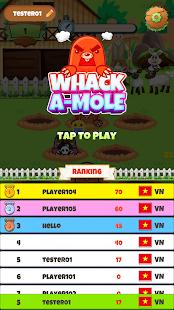 Whack A Mole Mobile 9 screenshots 1