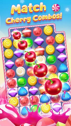 Télécharger Candy Charming - 2020 Match 3 Puzzle Free Games apk mod screenshots 5