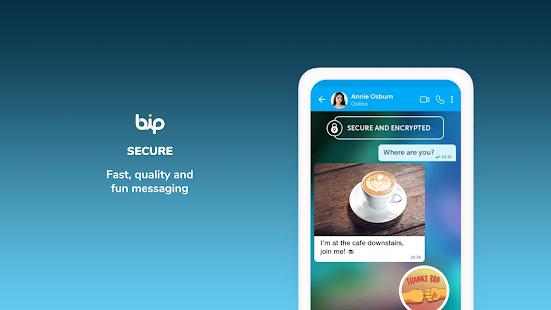 BiP u2013 Messaging, Voice and Video Calling screenshots 10