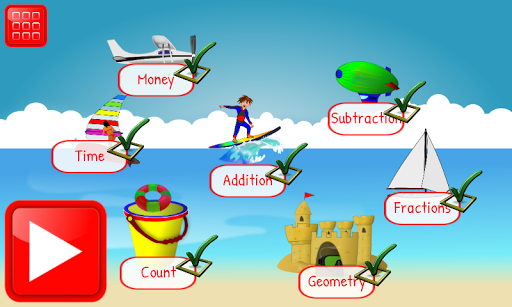2nd Grade Math Learn Game LITE  screenshots 1
