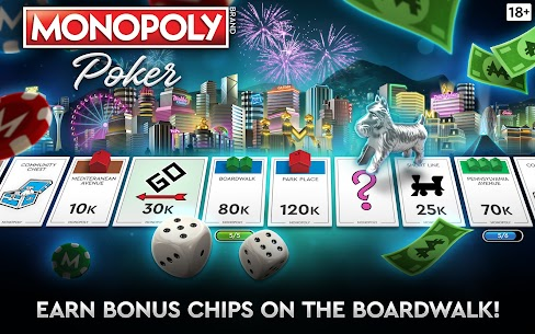 MONOPOLY Poker – The Official Texas Holdem Online 10