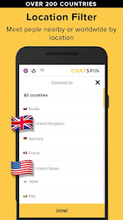 Chatspin - Random Video Chat, Talk to Strangers