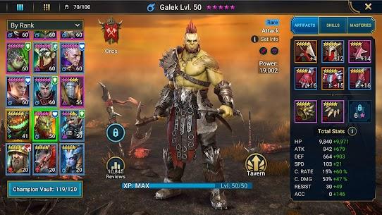 Raid Shadow Legend Mod Apk 23