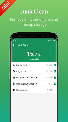 Fancy Booster - Cleaner, Antivirus & Speed Up apktram screenshots 2