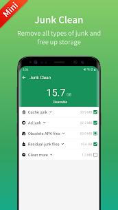 Fancy Booster – Cleaner, Antivirus & Speed Up MOD (Premium) 2