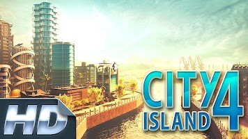 City Island 4- Simulation Town: Expand the Skyline