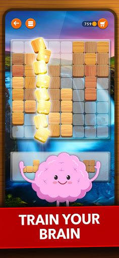 Blockscapes - Block Puzzle  screenshots 4