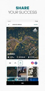 adidas Running – Sports, Fitness & Run Tracker 3