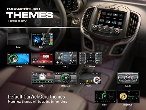 CarWebGuru Car Launcher apktram screenshots 3