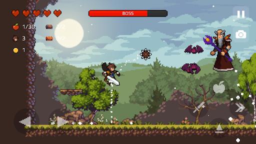 Apple Knight: Action Platformer  screenshots 24