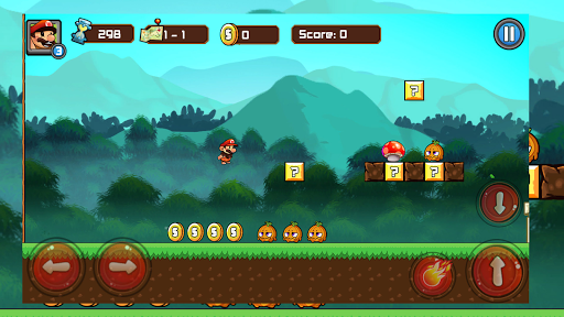 Super Rapid's World - Super Jungle World 2020 1.3 screenshots 9