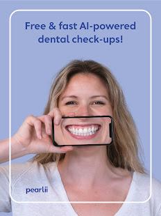 Pearlii - Dental check-ups at home