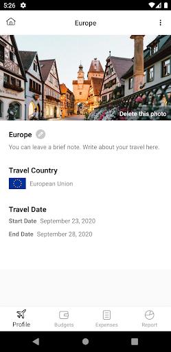 Trabee Pocket : Travel Expense apktram screenshots 4