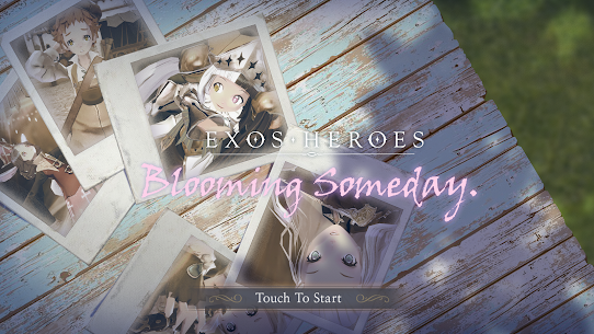 Exos Heroes 2.3.3 Mod + APK + Data UPDATED 1