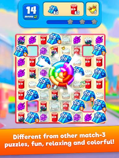 ud83cudf52Sugar Heroes - World match 3 game! Apkfinish screenshots 6
