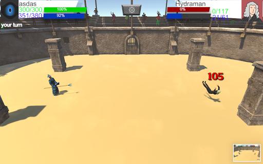 Outlast: Journey of a Gladiator Hero  Screenshots 2