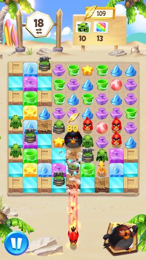 Angry Birds Match 3  screenshots 7