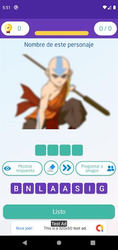 Legion Anime Games  screenshots 5