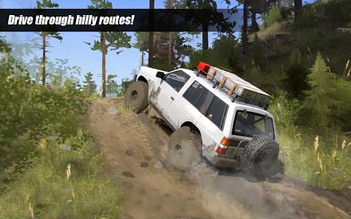 Offroad Xtreme 4x4 Racing Simulator Car Driving 3d  screenshots 4