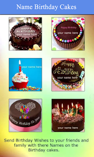 Name Birthday Cakes (Offline) For Pc – Windows 7/8/10 And Mac – Free Download 1