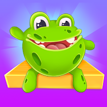 Hungry Frog io - feed the frog Download on Windows
