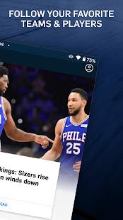 NBA: Live Games & Scores 11.0720 APK screenshots 2