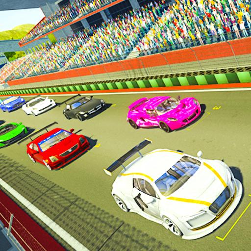 Baixar Crazy Street Stock Cars Racing 3D para Android