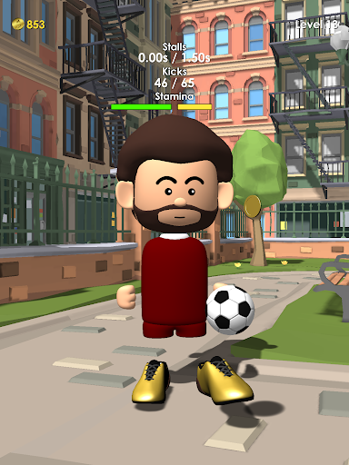 The Real Juggle - Pro Freestyle Soccer 1.3.12 Screenshots 6