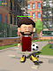 screenshot of The Real Juggle - Pro Freestyle Soccer