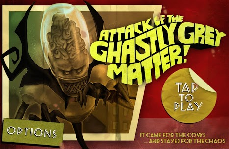 Attack of Ghastly Grey Matter! Hack & Cheats Online 3