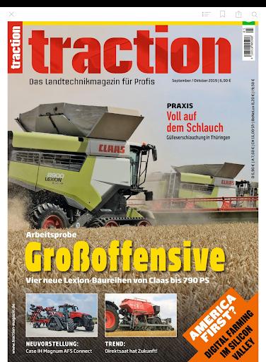 traction Magazin Screenshots 8