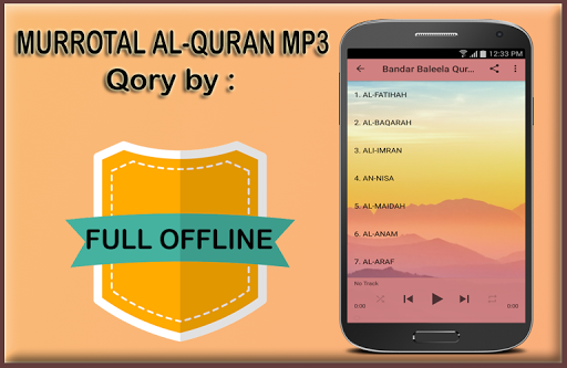 bandar baleela full quran mp3 offline screenshot 3
