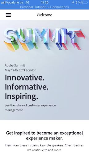 Adobe Summit EMEA 2019