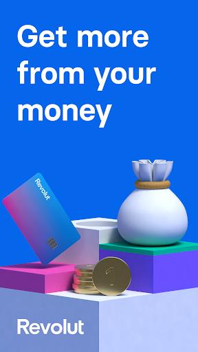 Revolut - Get more from your money 7.26 screenshots 1