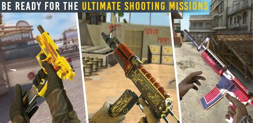 Commando Shooting Games 2021: Real FPS Free Games  screenshots 12