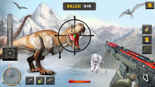 Wild Animal Hunting Clash - New Dino Hunting Games 1.0.57 Screenshots 7