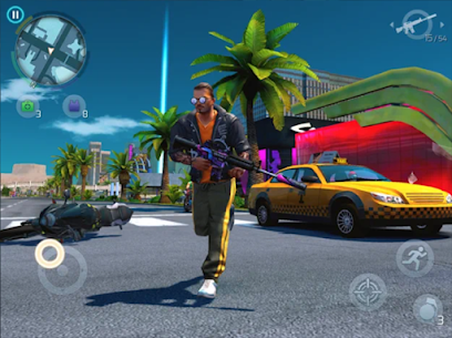 Speed Gangstar (MOD, Unlimited Money) 3