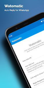 Watomatic – Auto Reply for WhatsApp & Facebook 1