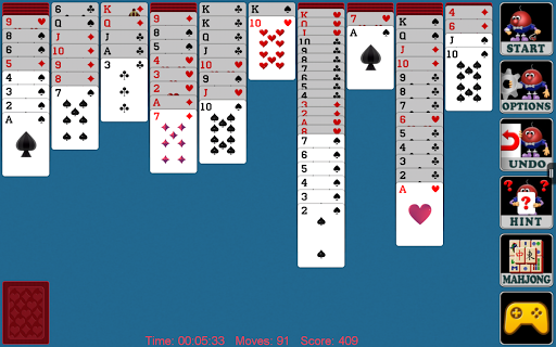 Spider Solitaire modavailable screenshots 6