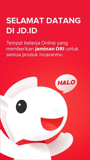 JD.ID Your Online Shopping Mall 6.1.8 screenshots 1