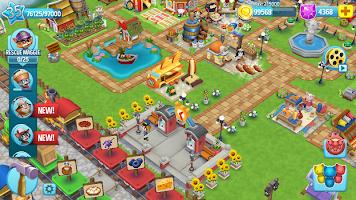 Kitty City: Kitty Cat Farm Simulation Game